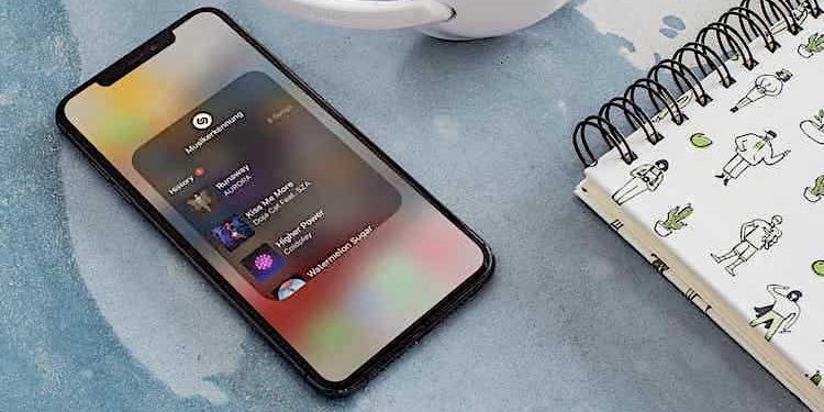 Apple: Shazam ab iOS 15 besser im System integriert