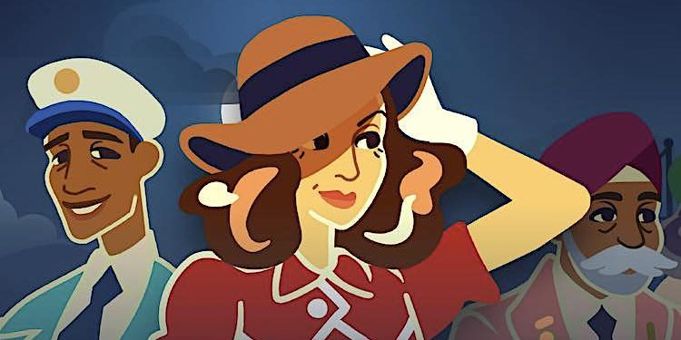 Overboard: Murder Mystery-Game im Stil von Agatha Christie erhältlich
