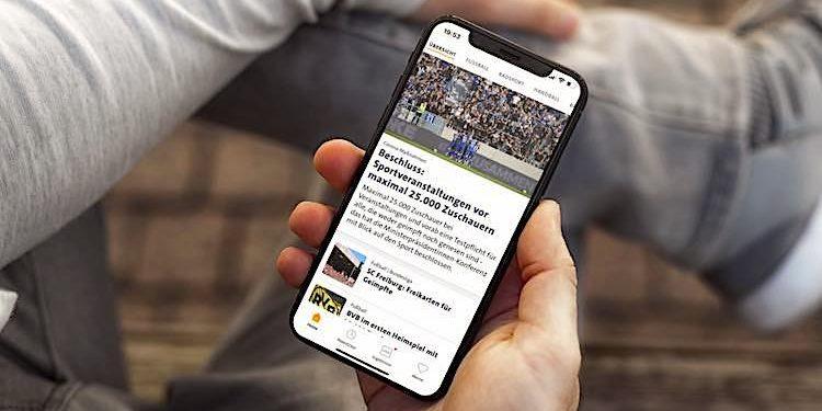Sportschau: Sport-News-App nach Update mit neuem Design