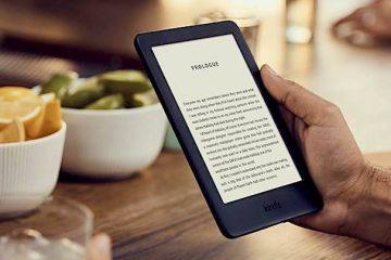 Amazon: eBook-Reader Kindle erhält bessere Navigation