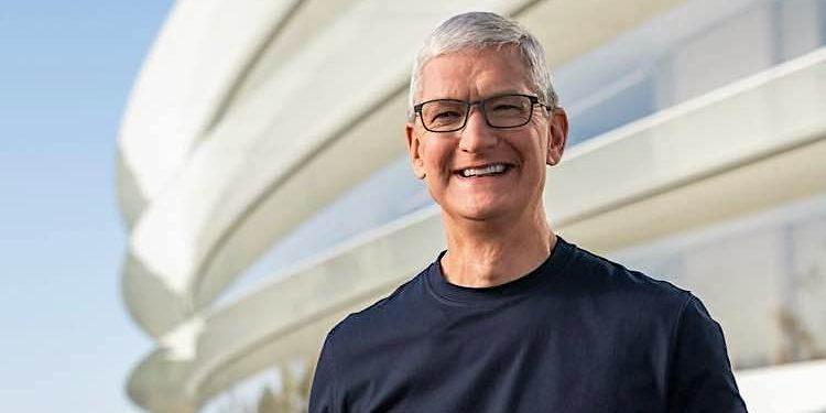 Apple: Bericht zum vierten Quartal 2021 am 28. Oktober 2021