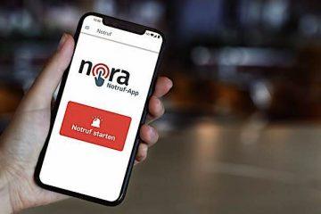 nora: Notruf-App der Bundesländer im App Store erhältlich