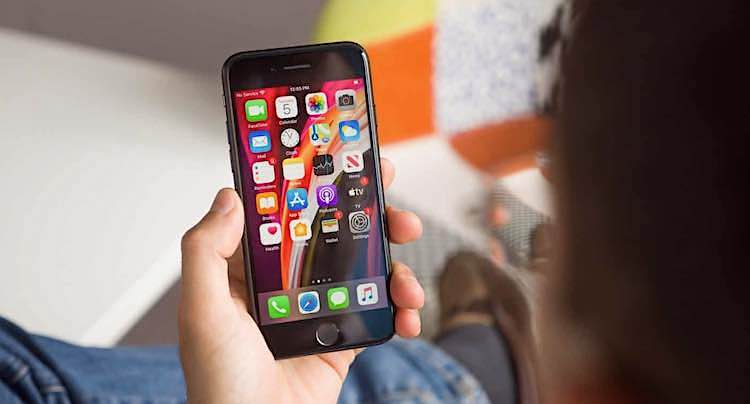 Apple: iPhone SE 3 mit 5G-Technik und A15-Chip