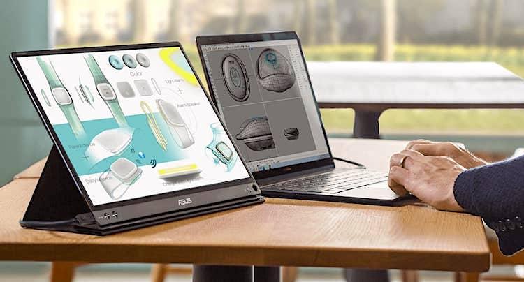 Ratgeber: Portable Monitore - praktische Hilfsmittel für unterwegs